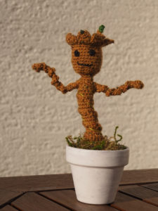 Baby Groot Aus Marvels Guardians Of The Galaxy Sabrinas Welt