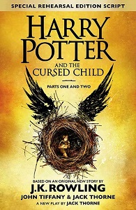 Harry Potter and the Cursed Child von J. K. Rowling