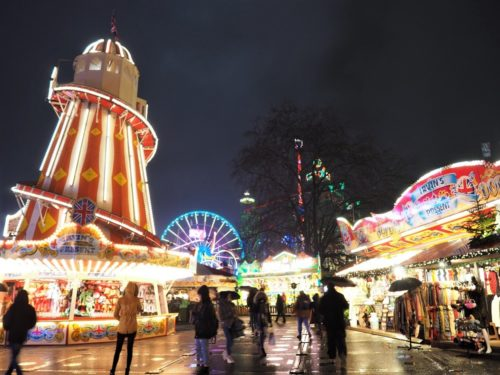 London: Hyde Park Winter Wonderland