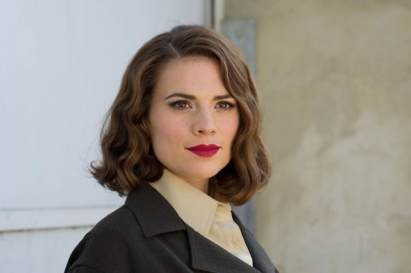 Peggy Carter in Captain America - The First Avenger. Mit Agent Carter hat sie ihre eigene Marvel-Serie.
