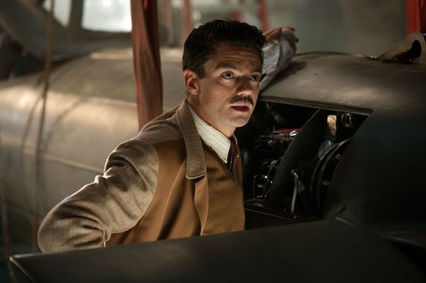 Howard Stark in The First Avenger